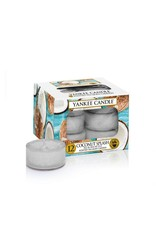 Yankee Candle Coconut Splash Tea Lights 12 st