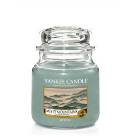 Yankee Candle Misty Mountains Medium Jar