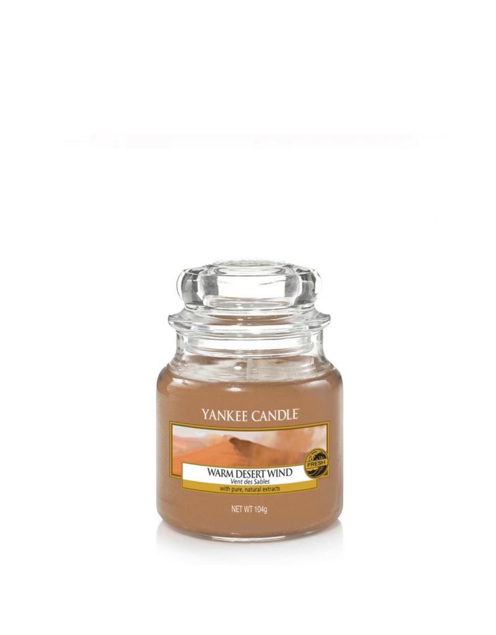 Yankee Candle Warm Desert Wind Small Jar