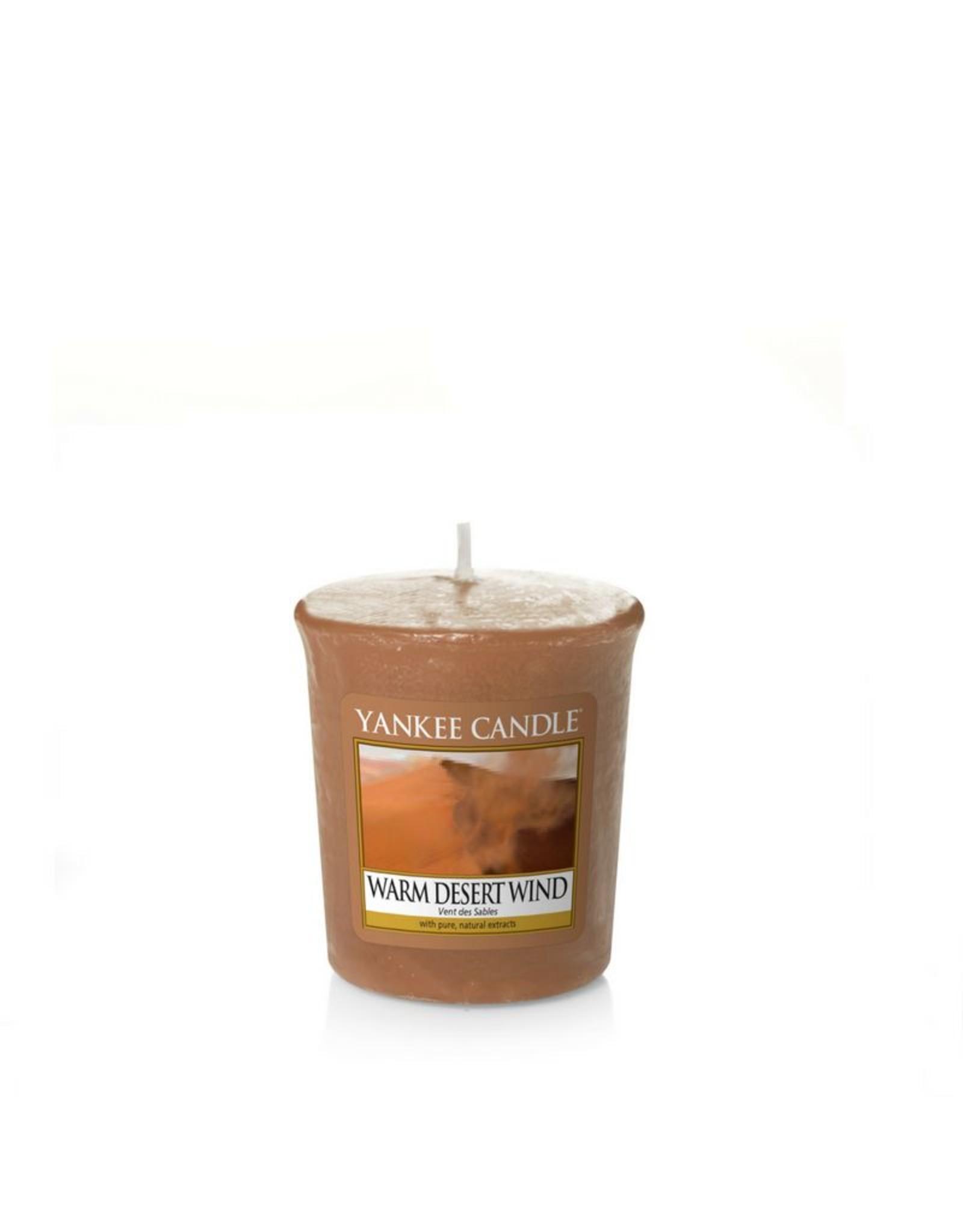Yankee Candle Warm Desert Wind Votive
