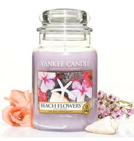 Yankee Candle Beach Flowers Large Jar