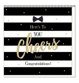 Hearts Design Cheers & Congratulations
