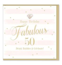 Hearts Design Fabulous 50
