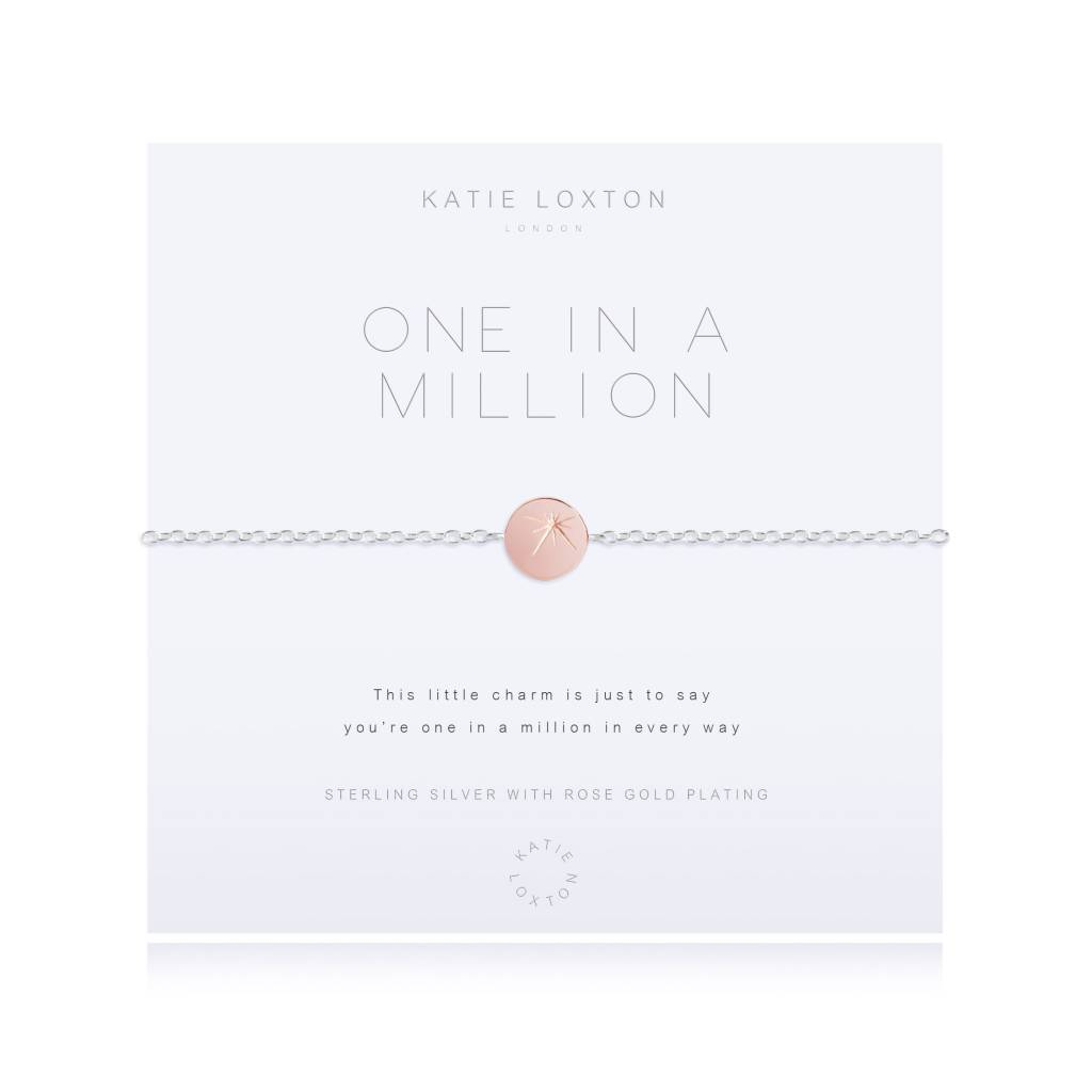 Katie Loxton Armband - 925 zilver - One in a Million