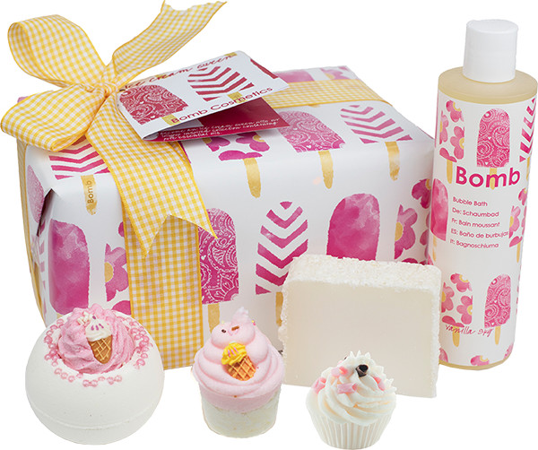 Bomb Cosmetics Ice Cream Queen - Giftbox