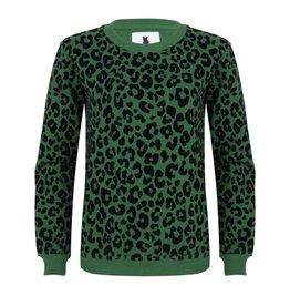 Blake Seven Sweater - Leopard