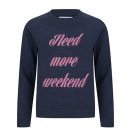 Blake Seven Sweater - Need more Weekend