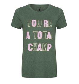 Blake Seven T-shirt - You're a Champ