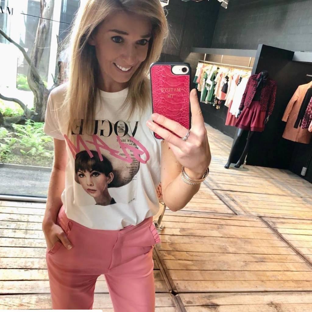 Doctor Fake T-shirt - Vogue Glam