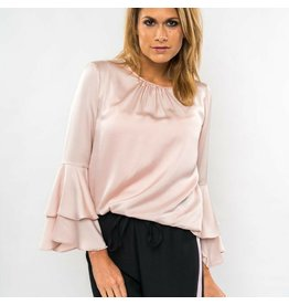 Gout d'Anvers LAATSTE STUK S - Blouse - Bettina Blush