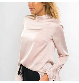 Gout d'Anvers Blouse - Bea Blush