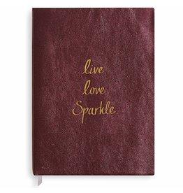 Katie Loxton Notaboek - Live Love Sparkle