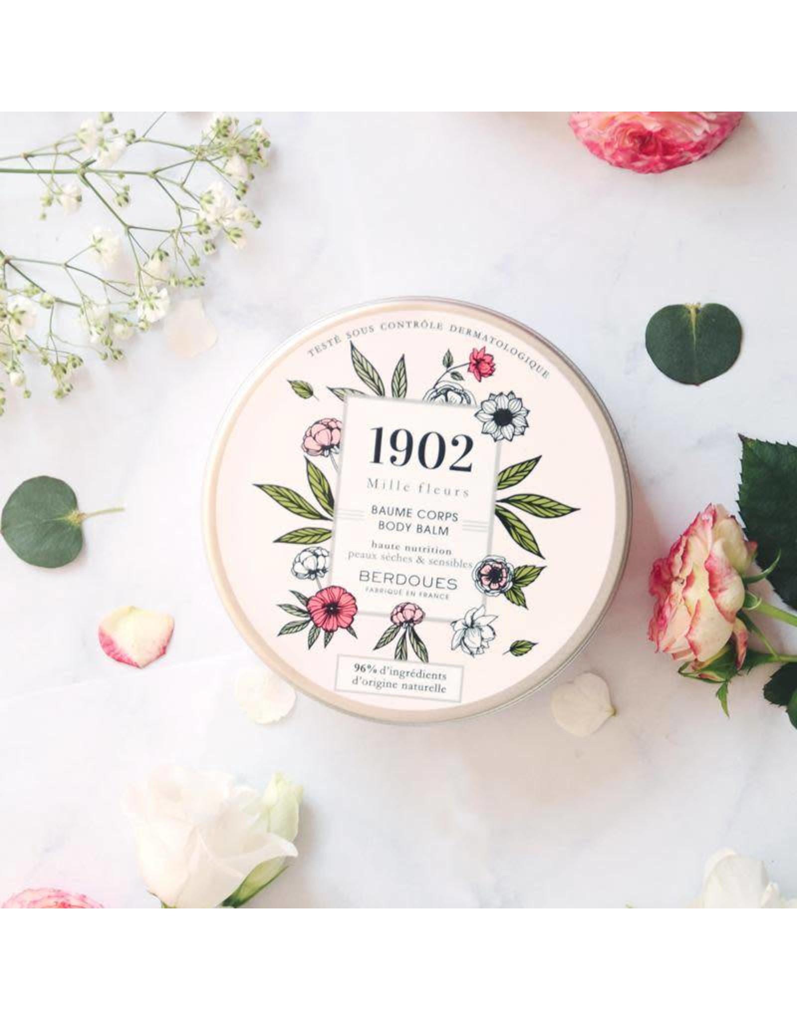 Berdoues Mille Fleurs - Body Crème