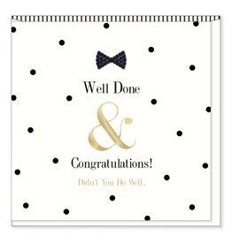 Hearts Design Well done & Congratulations