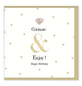 Hearts Design Celebrate & Enjoy