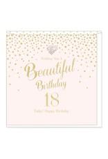 Hearts Design Beautiful Birthday - 18