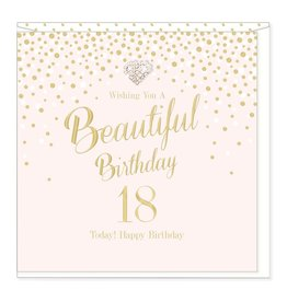 Hearts Design Beautiful Birthday - 18