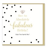 Hearts Design Have a Fabulous Birthday
