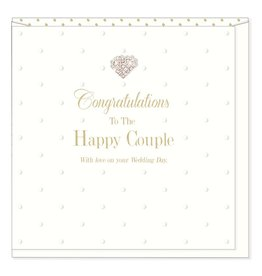 Hearts Design Congratulations, to the Happy Couple