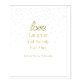Hearts Design Love, Laughter & Happily Ever After