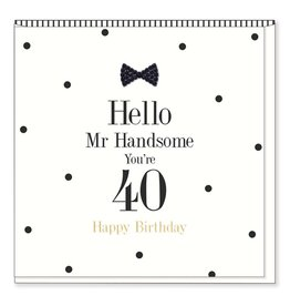 Hearts Design Mr Handsome - 40