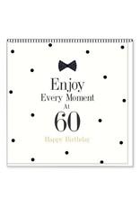 Hearts Design Wenskaart - Enjoy Every Moment - 60