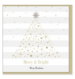 Hearts Design Merry & Bright