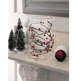 Talking Tables Botanical Christmas - Lichtslinger Bessen