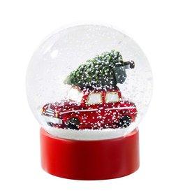 Talking Tables Botanical Christmas - Sneeuwbol Auto