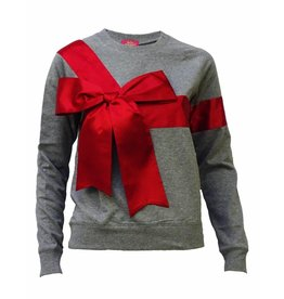 Tutu Chic Sweater - Bow Wow Rood