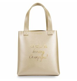 Katie Loxton Lunch Bag - Drinking Champagne