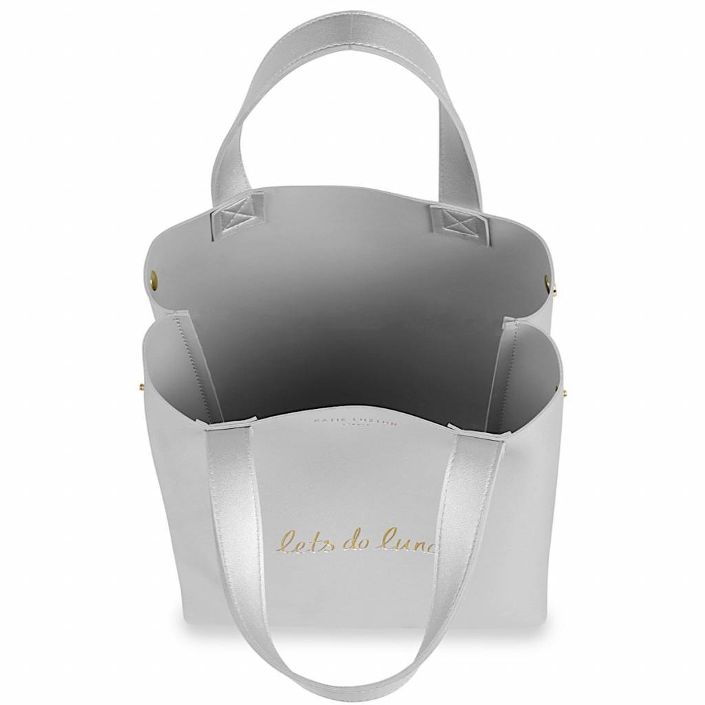 Katie Loxton Lunch Bag - Let's do Lunch
