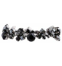 Konplott Ballroom - Zwart Armband