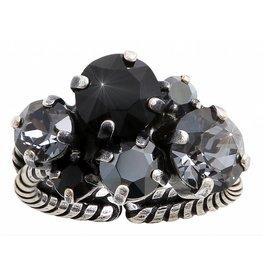 Konplott Ballroom - Zwart Ring