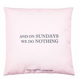 Miss Etoile Kussen - On Sundays...