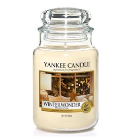 Yankee Candle Winter Wonder - Large Jar