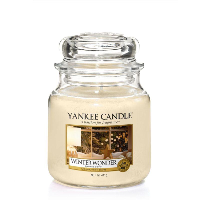 Yankee Candle Yankee Candle - Winter Wonder - Medium Jar