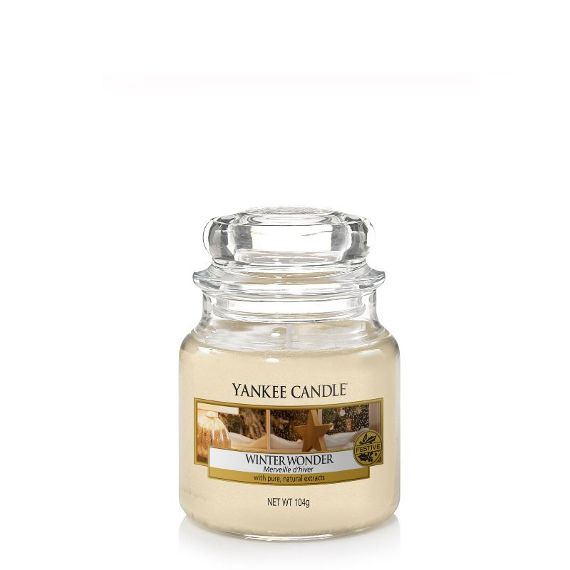 Yankee Candle Yankee Candle - Winter Wonder - Small Jar