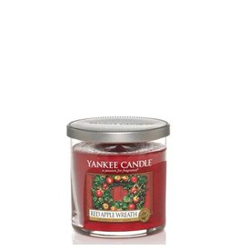 Yankee Candle Red Apple Wreath - Small Pillar
