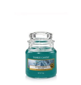Yankee Candle Icy Blue Spruce - Small Jar
