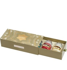 Yankee Candle Holiday Sparkles - 3 Small Jar Gift Set