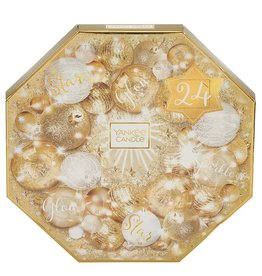Yankee Candle Holiday Sparkle - Wreath Advent Calendar