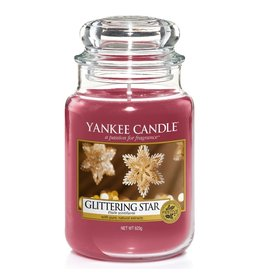 Yankee Candle Glittering Star - Large Jar