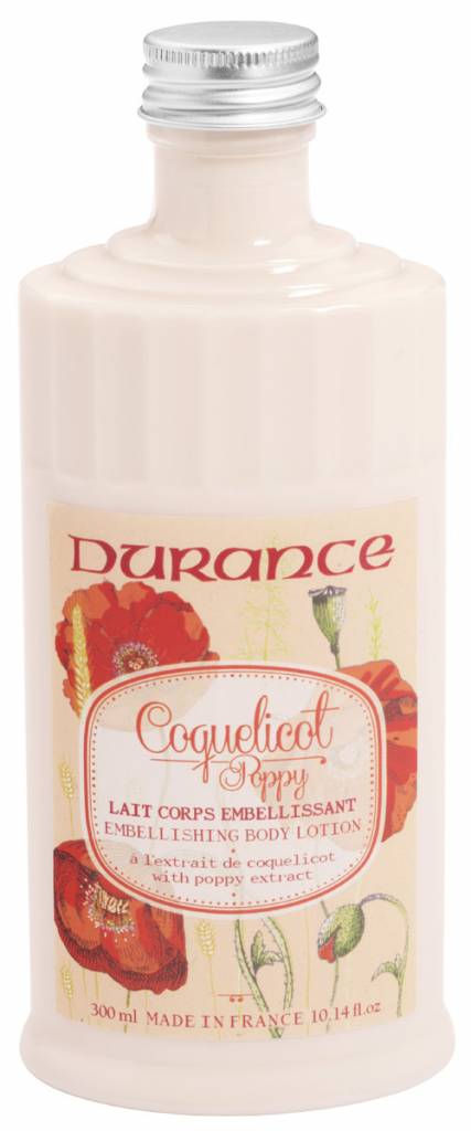 Durance Coquelicot - Body Lotion