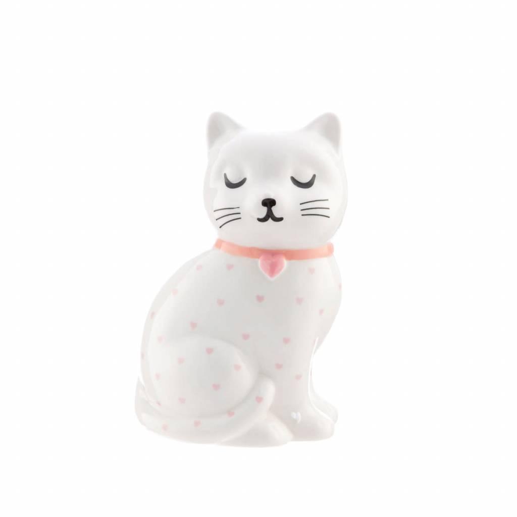 Sass&Belle Spaarpot - Cutie Cat