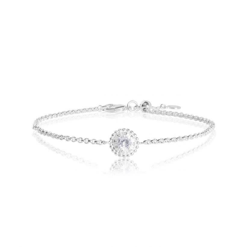 Katie Loxton Armband - Sterling Silver - Shine Bright