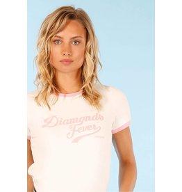 Minueto LAATSTE STUK L - T-shirt - Diamonds Fever