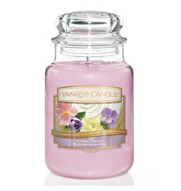 Yankee Candle Floral Candy - Large Jar