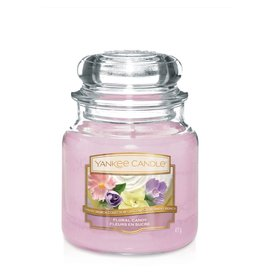Yankee Candle Floral Candy - Medium jar