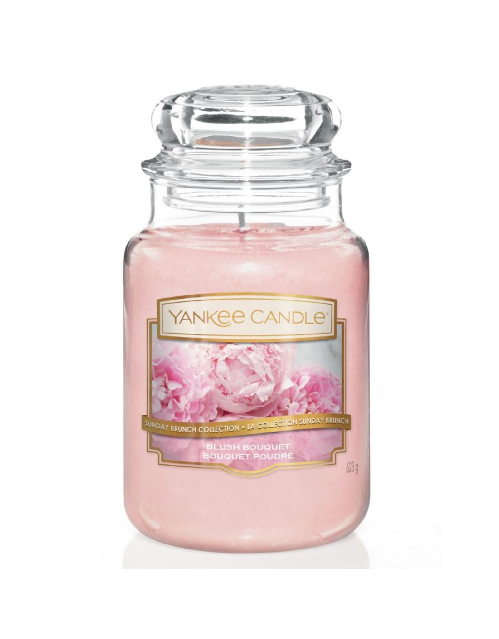 Yankee Candle Blush Bouquet - Large jar